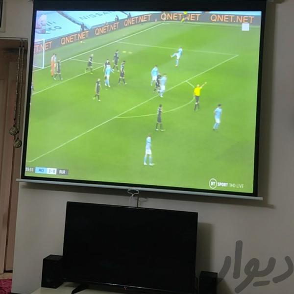 ویدیو پروژکتور Epson محیط روشن|تلویزیون و پروژکتور|تهران، تهرانپارس غربی|دیوار