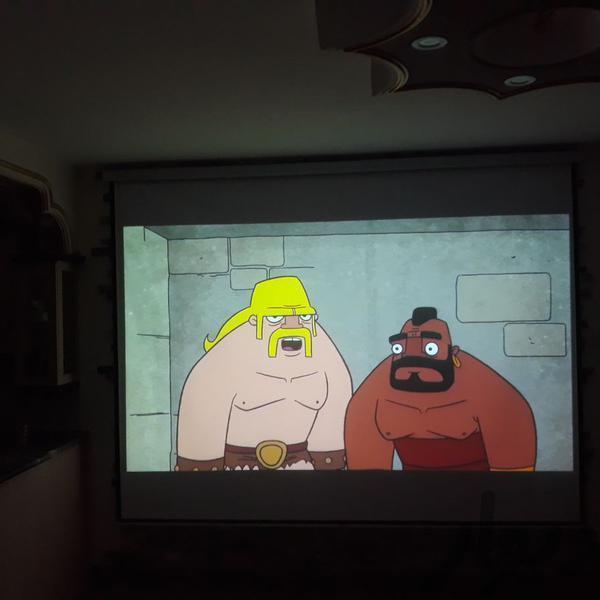 ویدیو پروژکتور اپسون با گارانتی درجا تعویض تلویزیون و پروژکتور تهران، تهرانپارس غربی دیوار