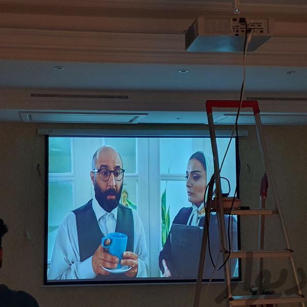 ویدیو پروژکتور پاناسونیک با گارانتی تلویزیون و پروژکتور تهران، تهرانپارس غربی دیوار