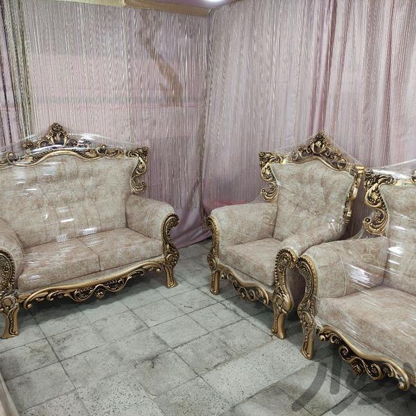 مبلمان کلاسیک و سلطنتی مدل رزیتا& مبلمان و صندلی راحتی تهران، شهید رجایی دیوار