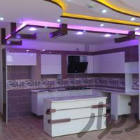 جدیدترین کابینت اشپزخانه و دکوراسیون| پیشه و مهارت| قشم| دیوار