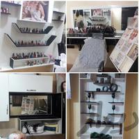فروش دکور آرایشگاه|آرایشگاه و سالنهای زیبایی|شیراز_کلبه|دیوار