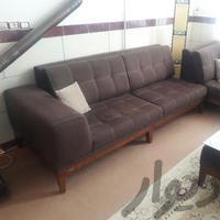 مبل ال بسیار شیک مبلمان و صندلی راحتی کرمانشاه دیوار