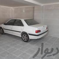 پارس اتوماتیک TU5سفید سواری یاسوج دیوار