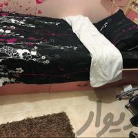 فروش ۲تخت یک نفره|تخت و اتاق خواب|اهواز_زیتون کارمندی|دیوار