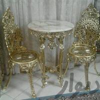 میز عصرونه خوری|میز و صندلی|مشهد_۱۷ شهریور|دیوار