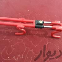 قفل فرمان .نو و تمیز بدون زنگ زدگی و پوسیدگی|قطعات یدکی و لوازم جانبی خودرو|خرمآباد|دیوار
