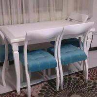 تولید میز غذا خوری|میز و صندلی|همدان|دیوار