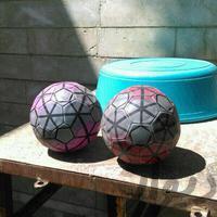 دوتا توپ فوتبال نو نو|ورزشهای توپی|شیراز_بلوار رحمت|دیوار