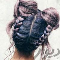 خدمات کاشت مژه، طراحی حنا، بافت مو|آرایشگری و زیبایی|کرج|دیوار