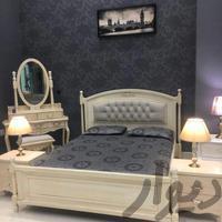 استثنایی ترین فروش سرویس خواب استان|تخت و اتاق خواب|قم_جمهوری|دیوار