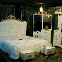 عرضه انواع سرویس خواب|تخت و اتاق خواب|قم_انسجام|دیوار