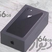 آیفون 8 با کد رجیستری و آکبند(مشکی)|گوشی موبایل|اصفهان_شیخ صدوق شمالی|دیوار
