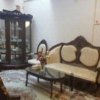 فروش مبل ۹ نفره همراه ویترین|مبلمان و صندلی راحتی|شهرکرد|دیوار
