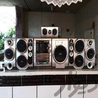 سیستم صوتی تصویری سامسونگ سیستم صوتی خانگی خرمآباد دیوار
