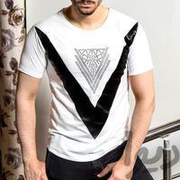 تی شرت مردانه Clarens سفید|لباس|آبادان|دیوار