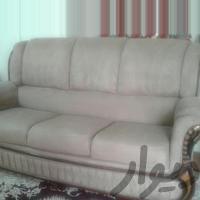 مبلمان راحتی 7 نفره سالم و تمیز|مبلمان و صندلی راحتی|زنجان|دیوار