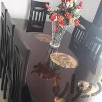 نهارخوری۸ نفره|میز و صندلی|اراک|دیوار