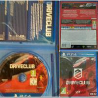 drive club ps4|کنسول، بازی ویدئویی و آنلاین|قزوین|دیوار