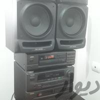 ست حرفی ای aiwa|سیستم صوتی خانگی|رشت|دیوار