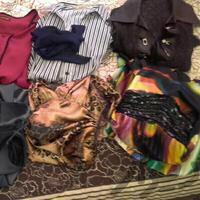 تعدادی لباس|لباس|کرج_مهرویلا|دیوار