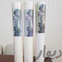 رل کاغذ دیواری ترک اکبند تزئینی و آثار هنری کرج_باغستان دیوار