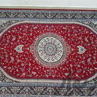 قالی 500 شانه بسیار نو|فرش و گلیم|بوشهر|دیوار