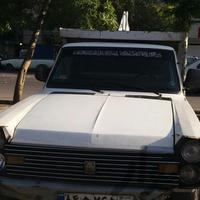 نیسان سفید کمپرسی مدل 83 اتاق مایلری سواری مشهد_عبادی دیوار