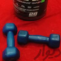 دمبل نو و گینر|تجهیزات ورزشی|کرمان|دیوار