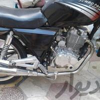 موتور 150 پیشرو|موتورسیکلت و لوازم جانبی|شیراز_ارتش|دیوار