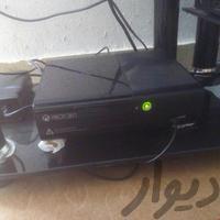 ایکس باکس 360سوپراسلیم همراه کینکت جیتگ|کنسول، بازی ویدئویی و آنلاین|شیراز_میانرود|دیوار