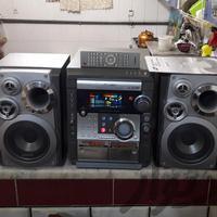 ضبط سامسونگ ۲۱۰۰ وات برابر با اک سیستم صوتی خانگی خرمآباد دیوار