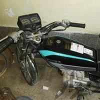 موتورانرڑى 125|موتورسیکلت و لوازم جانبی|اهواز_پردیس|دیوار