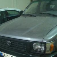 تویوتا هایلوکس شاسی بلند کمکدار|سواری|مشهد_رسالت|دیوار