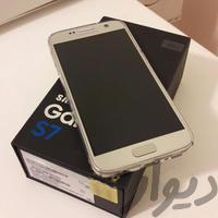 گوشیs7فوق العاده تمیز۲سیم کارت گوشی موبایل رشت دیوار