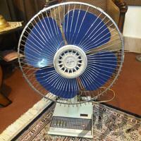 پنکه توشیبا اصل ژاپن|سیستم گرمایشی سرمایشی و گاز|مشهد_آزادشهر|دیوار