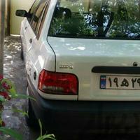 پراید 131 مدل 93 بی رنگ|سواری|شیراز_میدان معلم|دیوار