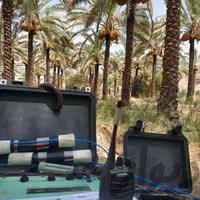 اکتشاف آب زیرزمینی (ژئوفیزیک)|باغبانی و درختکاری|بوشهر|دیوار