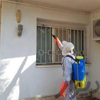 سمپاشی نابودی سوسک وسم پاشی موریانه درقم|نظافت|قم_پردیسان|دیوار