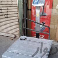 باسکول ۵۰۰ کیلو دیجیتال ۷۰×۷۰ نمایشگر استیل ترازو|صنعتی|تهران_میدان آزادی|دیوار