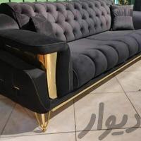 راحتی  چستر آریا/پایه فلزی چوب/ثابت و تختشو
