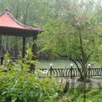 اجاره ویلا 750 متری لب آب باغبهادران.باغبادران