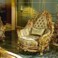 مبل سلطنتی کینگ استیل کلاسیک کد787/راحتی غزال